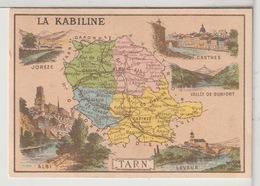 CHROMOS - LA KABILINE - Trade Cards