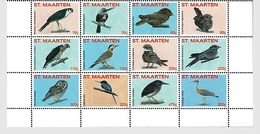 Sint Maarten 2015 12 V   MNH Birds Oiseaux Bird Oiseau - Birds