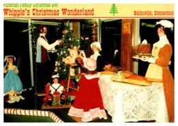 Connecticut Ballouville ,  Whipple's Christmas Wonderland      Victorian Christmas - Other