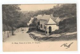 52. Huy. Chemin De La Sarte, 2° Chapelle 1905 - Huy