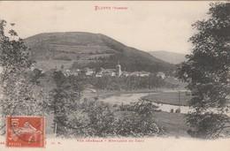 ELOYES : (88) Vue Générale Montagne Du CROC - Autres Communes