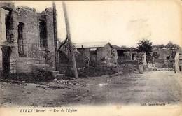 55 - EVRES - Rue De L'Eglise - - Sin Clasificación