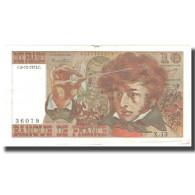 France, 10 Francs, Berlioz, 1973, 1973-12-06, TTB, Fayette:63.2, KM:150a - 1962-1997 ''Francs''