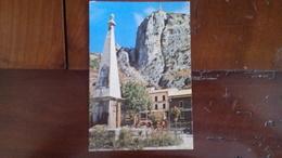 04 - Castellane - Le Roc Et Notre Dame Du Roc - Francia