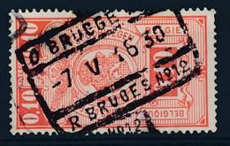 "TR 136 -  ""O  BRUGGE Nr 12 - R  BRUGES Nr 12"" - (ref.LVS-28.077) - Railway"