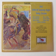 LP/   WNEW Saturday Night Swing Session 1947 / Pressage US - Jazz