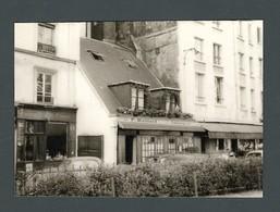 Photo Ancienne PARIS Auberge MAILLARD Maintenant LE PETIT CHATELET 39 Rue De La Bûcherie - Lieux
