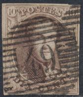 """Médaillon - N°10A Margé P49 """"Gheel"""". TB - 1858-1862 Médaillons (9/12)"""