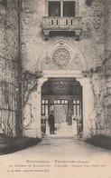 FREBECOURT : (88) Château De Bourlémont, L'entrée, Vieille Tour - Autres Communes