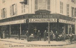 La Botte Rouge Vichy  Cordonnerie High Life Et Chaussures - Magasins