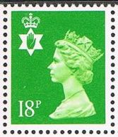 Northern Ireland SG NI48 1993 Machin 18p (SB) Unmounted Mint [16/15100/25D] - Machins