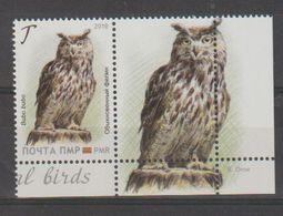 Moldavie. Moldova. Transnistrie. Transnistria. Hibou Grand-duc - Owls