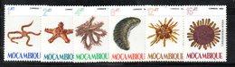 Z1057 - MOZAMBICO 1982 , Serie Completa Yvert N. 897/902  ***  MNH  (2380A) - Mozambico