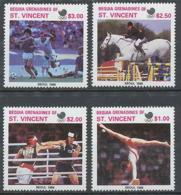 1010 - Bequia Série Jeux Olympiques (olympic Games) Seoul 88 MNH ** - Ete 1988: Séoul