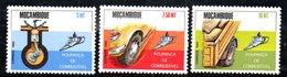 Z996B - MOZAMBICO 1982 , Serie Completa Yvert N. 859/861  ***  MNH  (2380A) - Mozambico