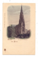 5300 BONN, Evangelische Kirche, Ca. 1905 - Bonn