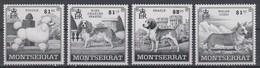 MONTSERRAT 1999 DOG CAVALIER KING CHARLES SPANIEL POODLE BEAGLE WELSCH CORGI - Dogs