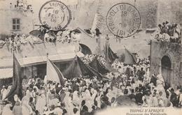 TRIPOLI - Procession Des Marabouts - Libye
