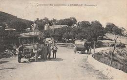 Croisement Des Automobiles à BABOUCH (Kroumirie) - Tunisie