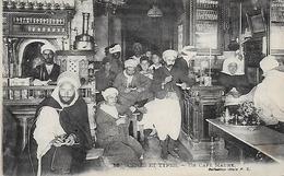 Algérie)   Un Café Maure - Algérie