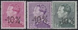 Belgie    .  OBP    .    724 A/C/E      .     **     .     Postfris   .   /   .  Neuf SANS Charniere - Belgium