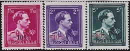 Belgie    .  OBP    .    724 R/S/T      .     **     .     Postfris   .   /   .  Neuf SANS Charniere - Unused Stamps