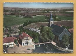 C.P.M. HOFF - L'Eglise Et La Sarre - Autres Communes