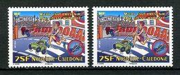 Nlle Calédonie 2010  N° 1113/1114 ** Neufs MNH Superbes Voitures Cars Sécurité Routière Transports - Nuevos