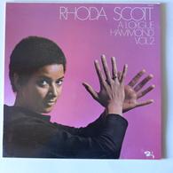 "LP/     Rhoda Scott à L'orgue Hammond. Vol.2 . Spécial ""Comédies Musicales"" - Jazz"