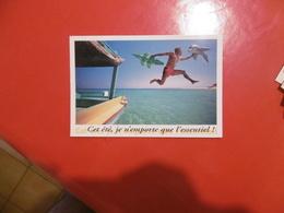 Humour - Cet été, Je N'emporte Que L'essentiel! - Espace Paul Ricard 1996 - Humour