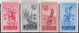 Belgie    .  OBP    .     781/784     .     **     .     Postfris   .   /   .  Neuf SANS Charniere - Unused Stamps