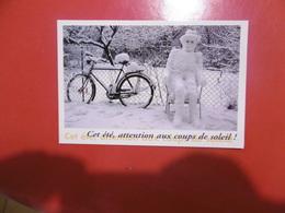 Humour - Cet été, Attention Aux Coups De Soleil ! - Espace Paul Ricard 1996 - Humour