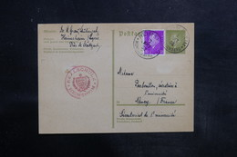 ALLEMAGNE - Entier Postal + Complément De Heimsheim Pour La France En 1932 - L 35728 - Ganzsachen