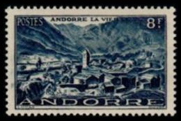 TIMBRE ANDORRE.FR - 1948 - NR 127 - NEUF - Nuevos