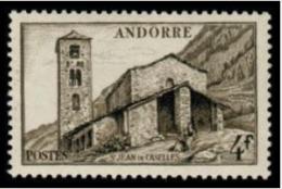 TIMBRE ANDORRE.FR - 1948 - NR 122 - NEUF - Nuevos