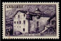 TIMBRE ANDORRE.FR - 1948 - NR 124 - NEUF - Nuevos