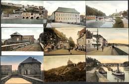Namur - Superbe Sélection 57 Cartes (animée Peu Vue Colorisée Gare Carte Photo DTC Dr Trenkler 5# SBP  Voir Scans) - Namur