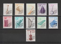 France Préoblitérés 1992 Du N°213 à 223 11 Val Dent 13 ** MNH - 1989-....