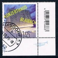 Allemagne Fédérale - Blaibach Concert House Mi 3451 (année 2019) Oblit. - [7] République Fédérale