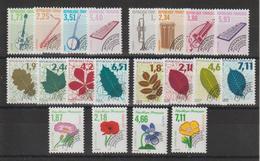 France Préoblitérés 1992-98 Du N°224 à 243 20 Val ** MNH - 1989-....