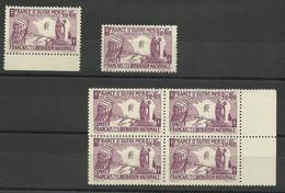 1943 Col. Gen. N° 64 Neufs** X 6, MNH Cote YT 24€ - Sonstige