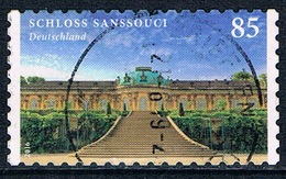 Allemagne Fédérale - Palais De Sanssouci 3019A (année 2016) Oblit. - [7] République Fédérale