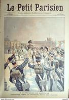 LE PETIT PARISIEN-1908-1001-CENTENAIRE ST CYR/NAPOLEON-EMPEREUR ALLEMAGNE/VENISE - Newspapers