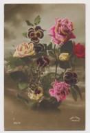 AI63 Flowers - Roses, Pansies - Flowers, Plants & Trees