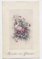 AI63 Flowers - Toutes Mes Pensees - Flowers, Plants & Trees