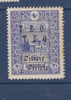 CILICIE 69 DOUBLE SURCHARGES    NEUF CHARNIERE ROUSSEURS - Cilicia (1919-1921)
