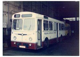 35mm ORIGINAL PHOTO BUS READING BOROUGH COUNCIL OMNIBUS STATION - F030 - Photographs