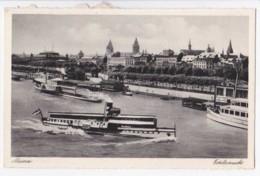 AK35 Mainz, Totalansicht - Boats - Mainz