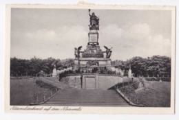 AK35 Nationaldenkmal Auf Dem Niederwald - Ruedesheim A. Rh.