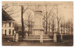 CPA PK  VILVORDE  NOUVEAU BOULEVARD ET MONUMENT W.TYNDALL  VILVOORDE NIEUWE LAAN  STANDBEELD - Belgique